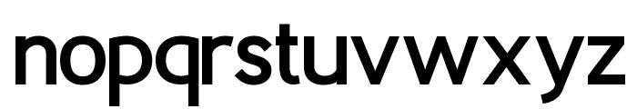 Berlin Bold Font LOWERCASE