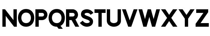 Berlin ExtraBold Font UPPERCASE