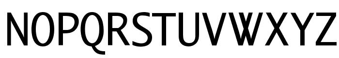 BerlinSmallCaps Font UPPERCASE