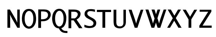 BerlinSmallCaps Font LOWERCASE