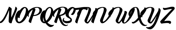 Bernadette Font UPPERCASE