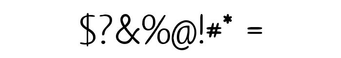 BernerBasisschrift1 Font OTHER CHARS