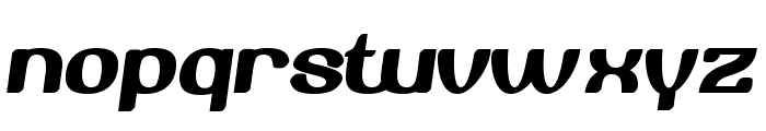 BerogaFettig-Bold Font UPPERCASE