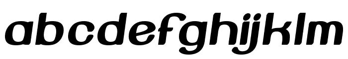 Beroga Font LOWERCASE
