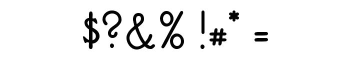 Berolina Font OTHER CHARS