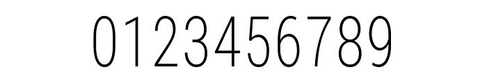 Bert Sans ExtraLight Font OTHER CHARS