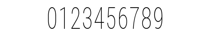 Bert Sans Thin Font OTHER CHARS