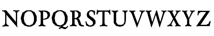 Berylium-Bold Font UPPERCASE