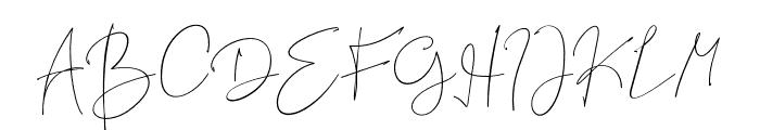 Best Deals Regular Font UPPERCASE