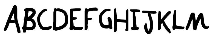 Best font ever Font UPPERCASE