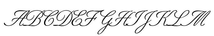 BestDB Normal Font UPPERCASE