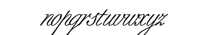 BestDB Normal Font LOWERCASE