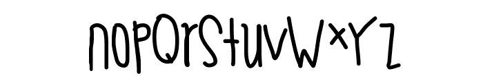 BestestWithYou Font LOWERCASE