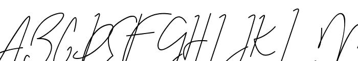 Bestlife Font UPPERCASE