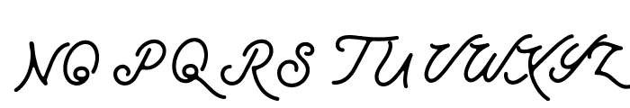 Bestters Supply Demo Font UPPERCASE
