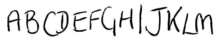 Betsilicious Font UPPERCASE