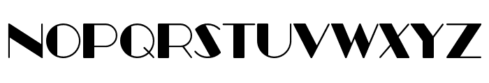 Better Book Regular Font LOWERCASE