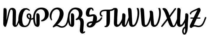 BetterPhoenixSample Font UPPERCASE