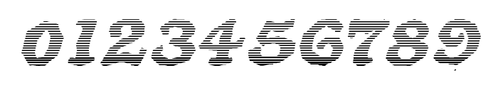 BewareTheNeighboors Shadow Font OTHER CHARS