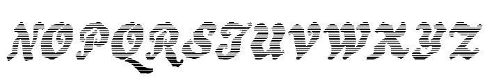 BewareTheNeighboors Shadow Font UPPERCASE