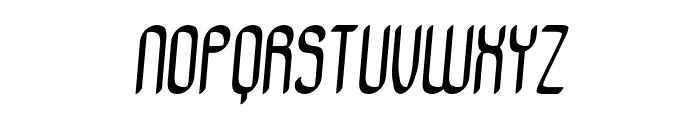 Bewilder BRK Font UPPERCASE