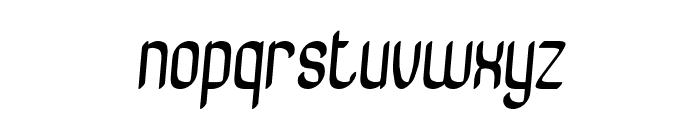 Bewilder BRK Font LOWERCASE