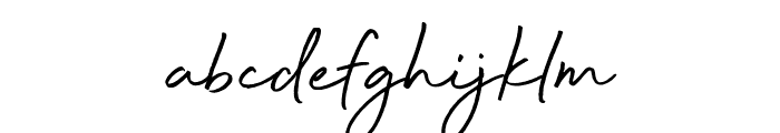 Beyond Infinity Font LOWERCASE