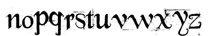Beyond Wonderland Font LOWERCASE