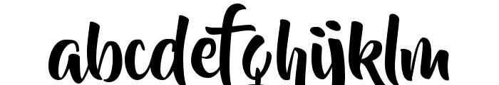 BeyondTheMountains Font LOWERCASE