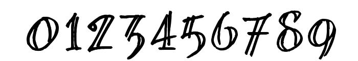 bearerFond Font OTHER CHARS