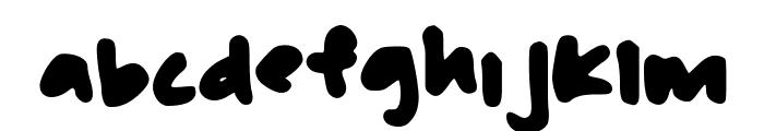 beasley Font LOWERCASE