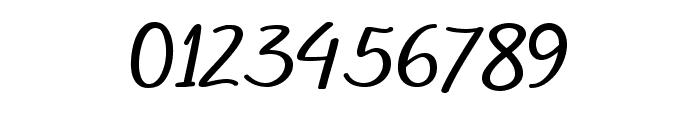 beloved Font OTHER CHARS