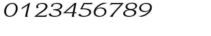 Beaufort Extended Italic Font OTHER CHARS