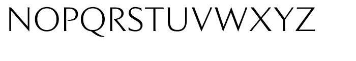 Beaulieu Light Font UPPERCASE
