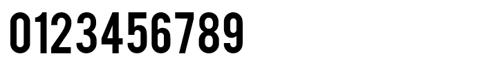 Bebas Font OTHER CHARS