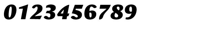 Bebop Black Italic Font OTHER CHARS