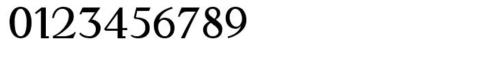 Behrens Antiqua Regular Font OTHER CHARS