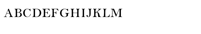 Bell Expert Package Font LOWERCASE