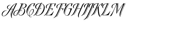 Bellas Artes Regular Font UPPERCASE