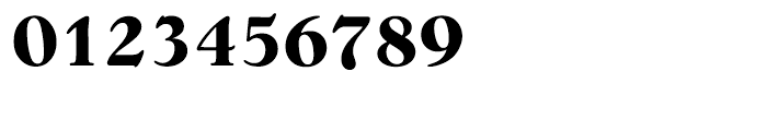 Bellini Bold Font OTHER CHARS