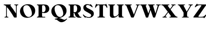 Bellini Bold Font UPPERCASE