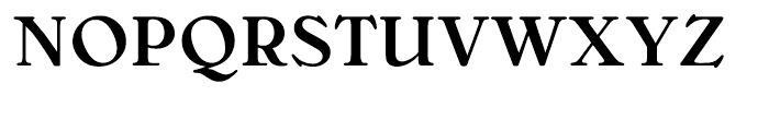 Bellini Medium Font UPPERCASE
