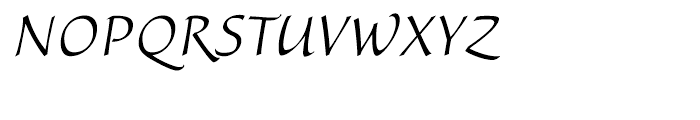 Belltrap Regular Font UPPERCASE
