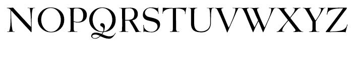 Belucian Book Font UPPERCASE