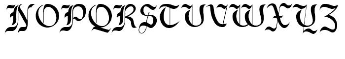 Bene Cryptine Regular Font UPPERCASE