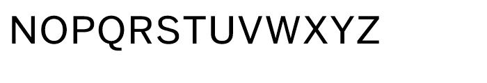 Benton Sans Regular SC Font LOWERCASE