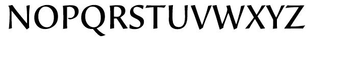 Beorcana Display Medium Font UPPERCASE