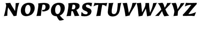 Beorcana Micro Bold Italic Font UPPERCASE