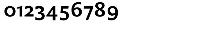 Berling Nova Sans Bold Font OTHER CHARS
