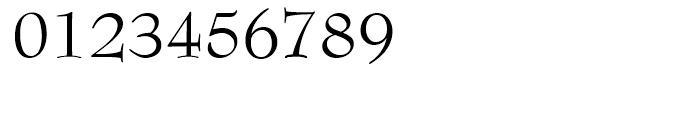Bernhard Modern B EF Font OTHER CHARS